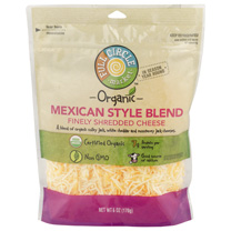 Full Circle - Mexican Style Blend Finely Shredded Cheese