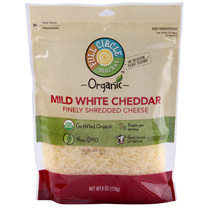 Full Circle - Mild White Cheddar Cheese Finely Shredded